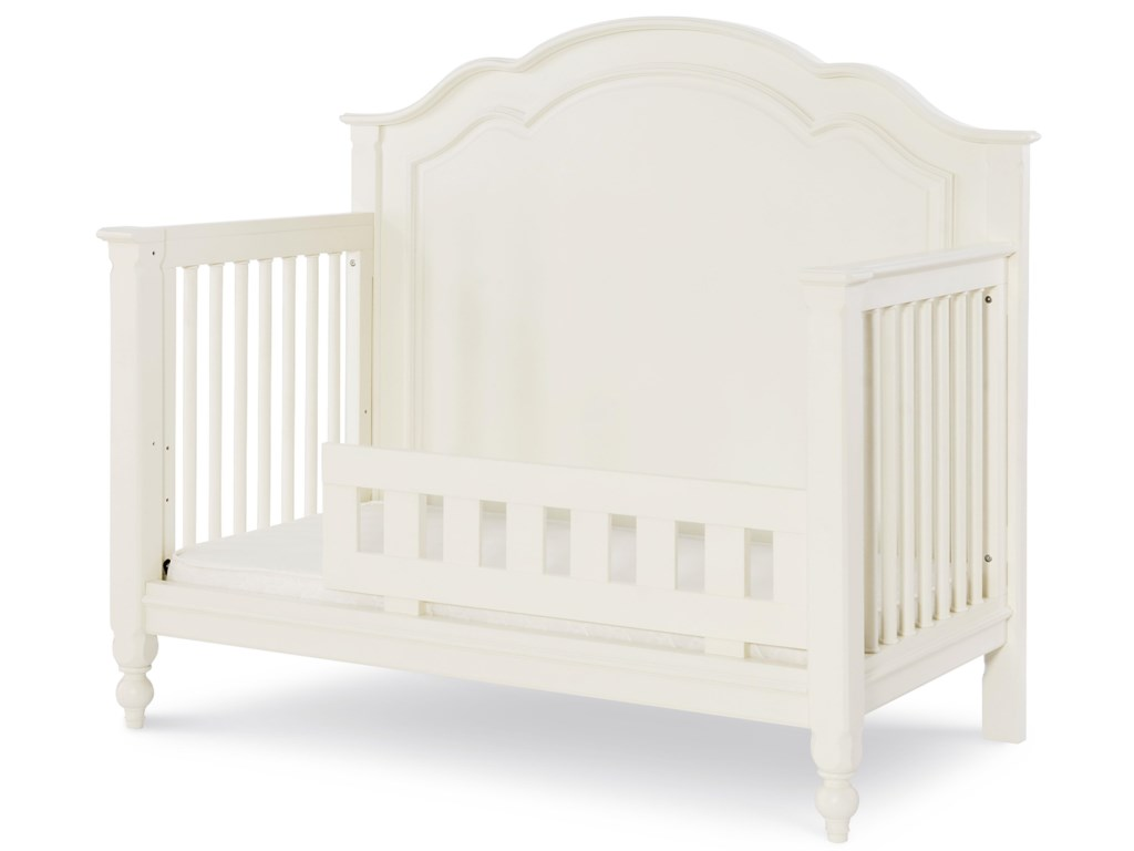 Legacy Classic Kids HarmonyConvertible Crib/Toddler Bed/Daybed/Full Bed