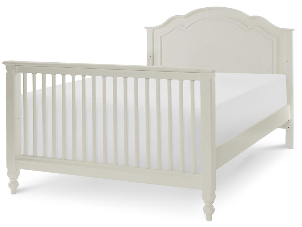 Legacy Classic Kids HarmonyConvertible Crib