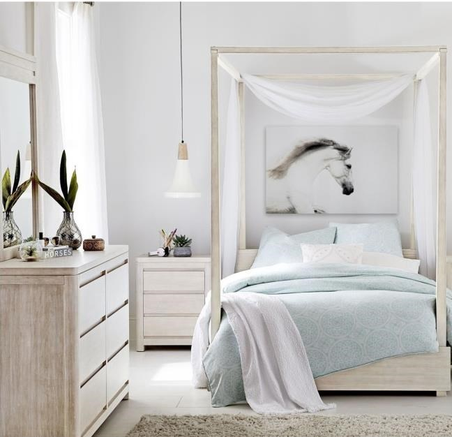 Legacy Classic Kids Indio By Wendy Bellissimo Full Size Poster Bed Set