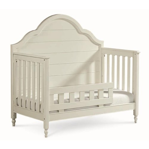 Legacy Classic Kids Inspirations by Wendy Bellissimo Toddler Daybed and Guard Rail