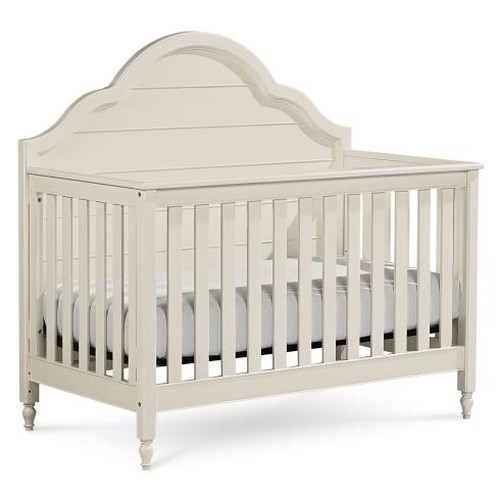Legacy Classic Kids Inspirations by Wendy Bellissimo Grow With Me Convertible Crib