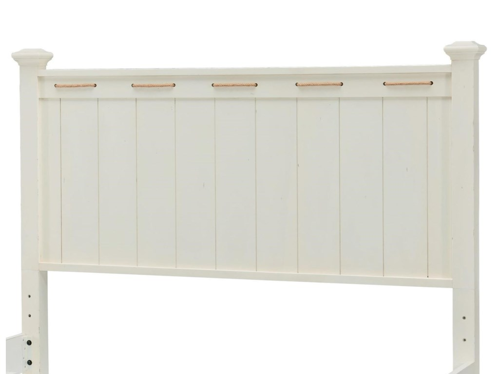 Legacy Classic Kids Lake HouseQueen Low Post Headboard
