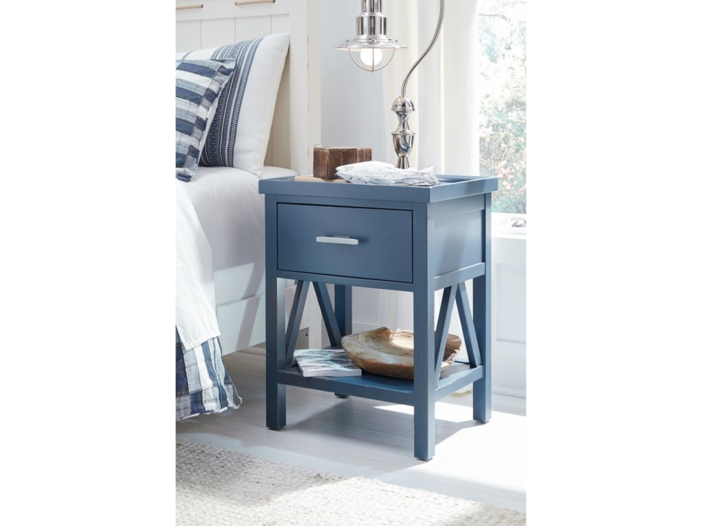 Legacy Classic Kids Lake HouseOpen Nightstand