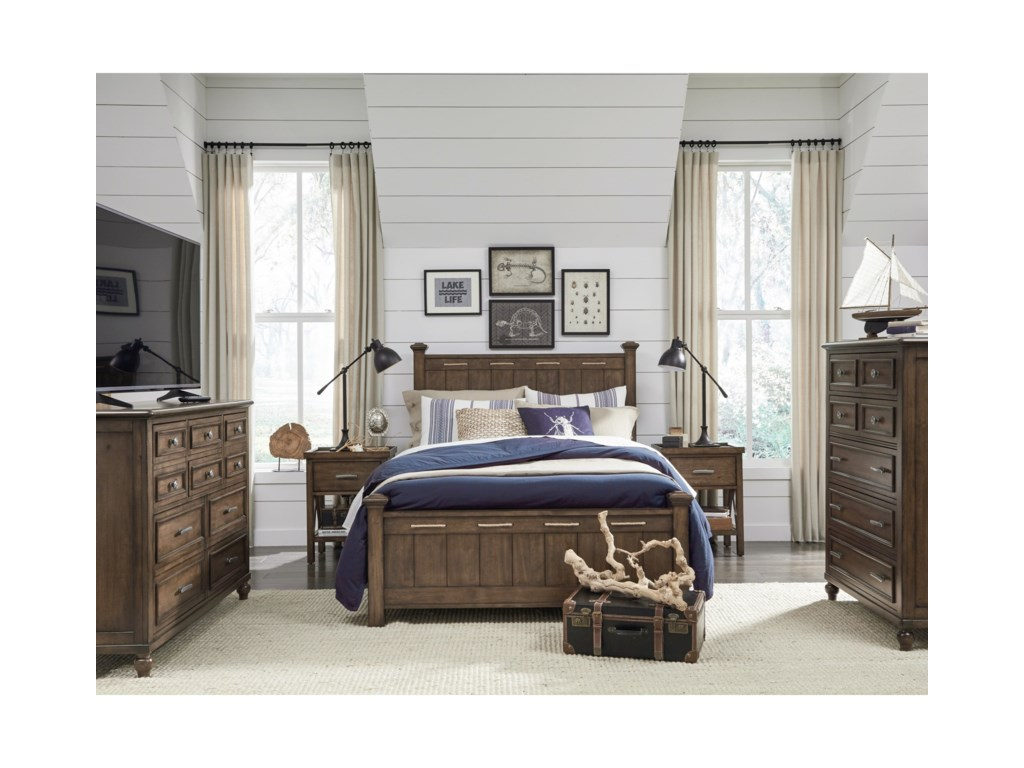 Legacy Classic Kids Lake HouseFull Bedroom Group