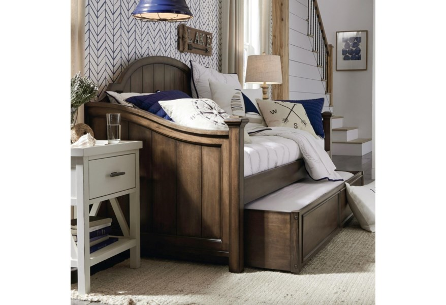 Lake House Daybed with Trundle