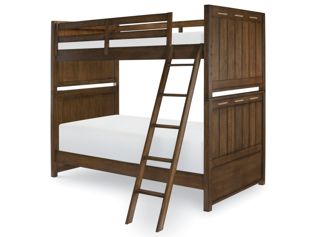 Legacy Classic Kids Lake HouseTwin over Twin Bunk Bed