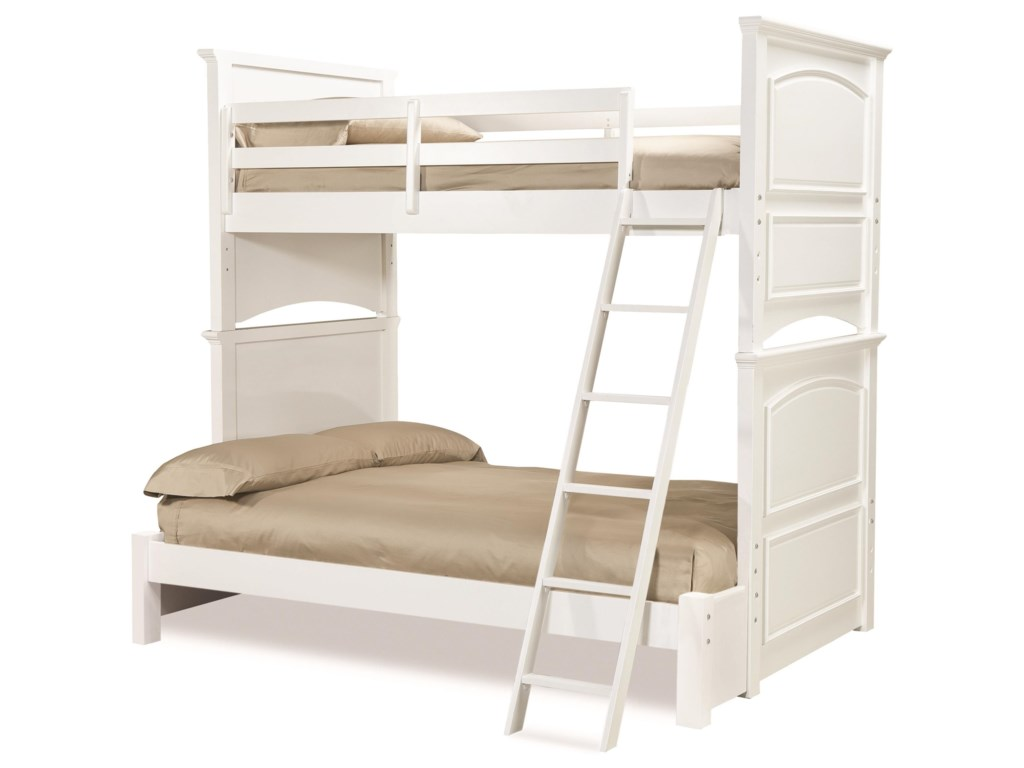 Legacy Classic Kids MadisonTwin/Full Bunk Bed