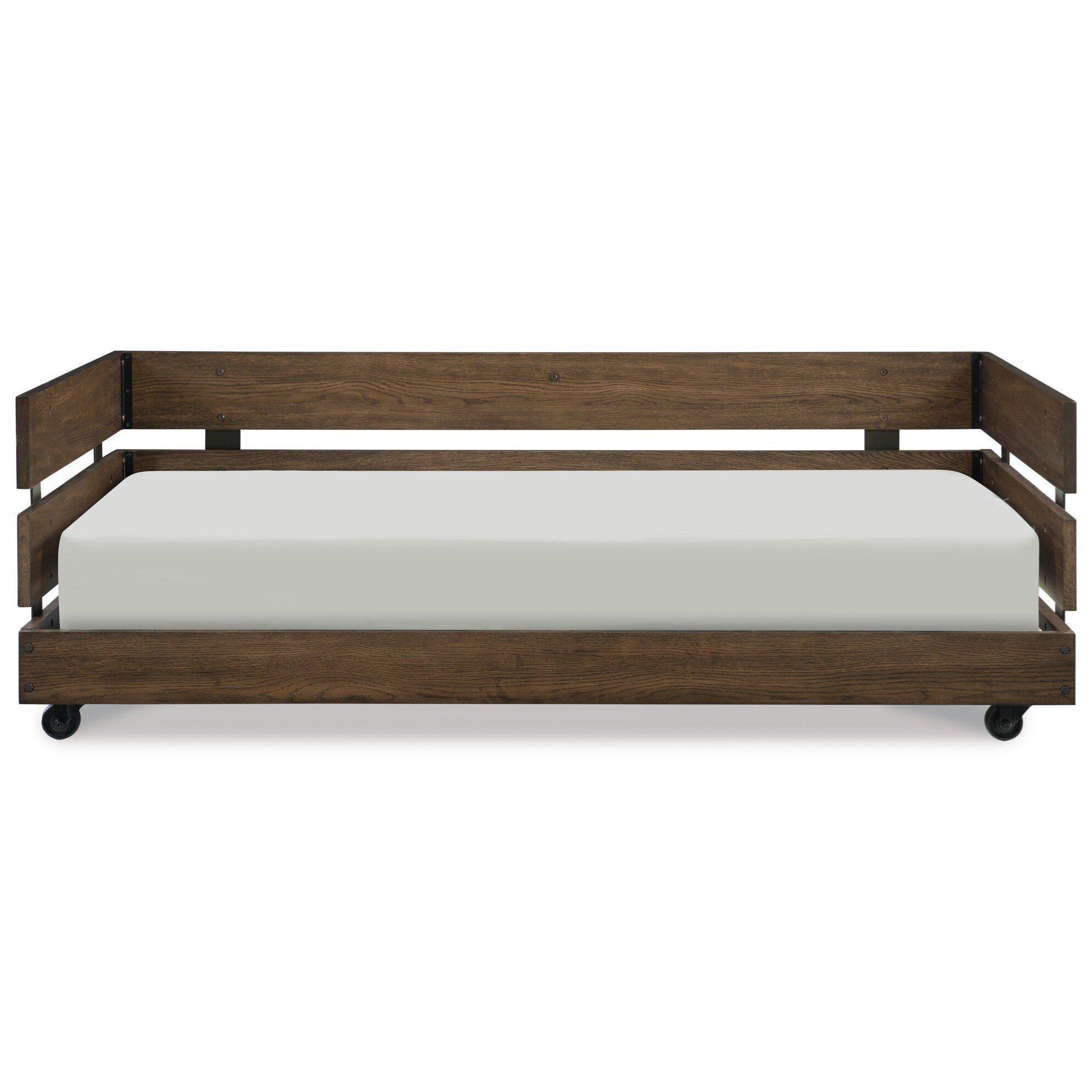 Legacy Classic Kids Sawyers Mill Industrial Twin Slatted Daybed | Howell  Furniture | Daybeds