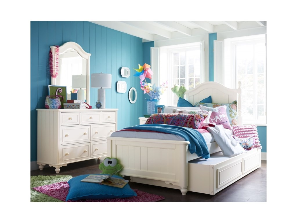 Legacy Classic Kids SummersetDresser and Mirror Set