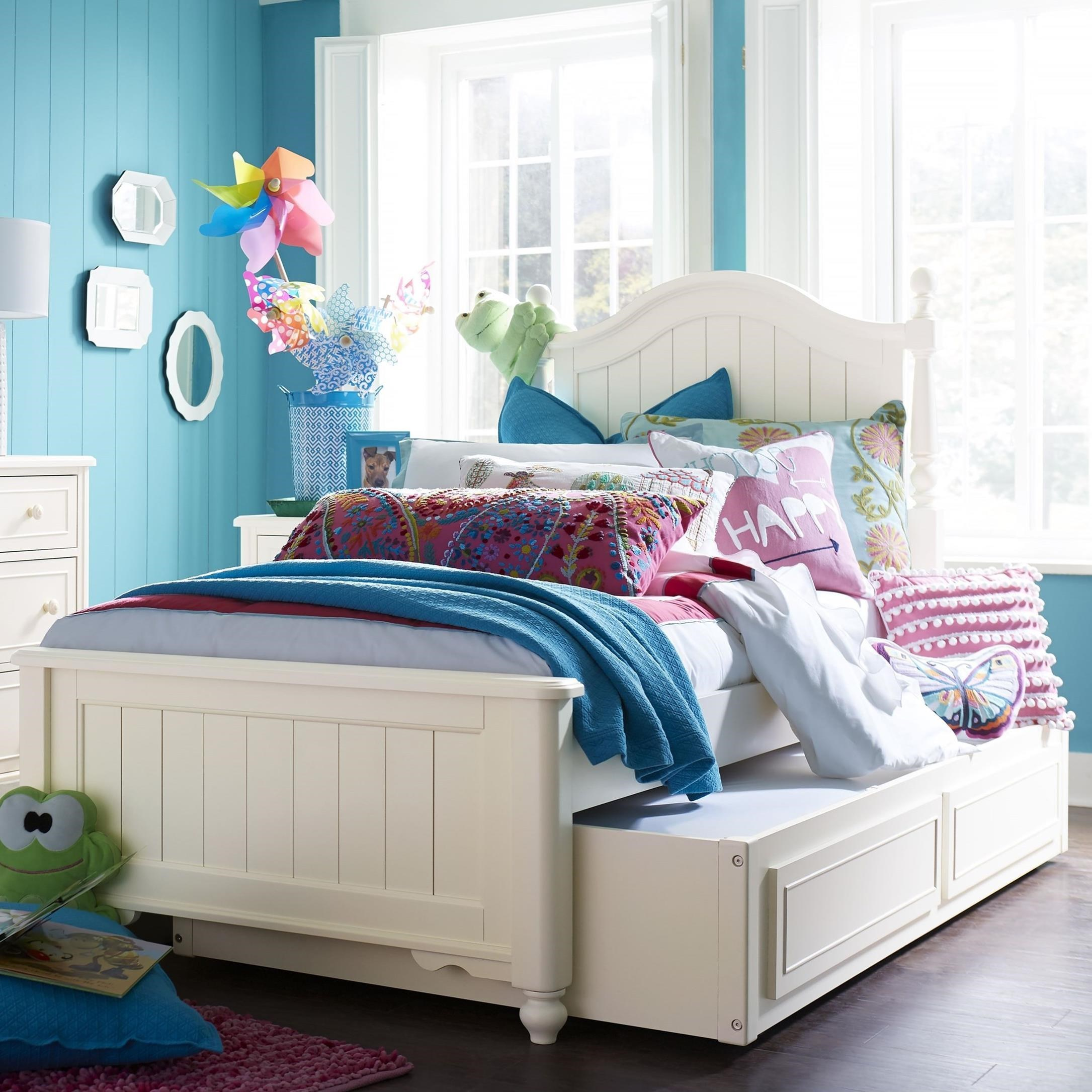 Legacy Classic Kids SummersetTwin Bed With Trundle ...