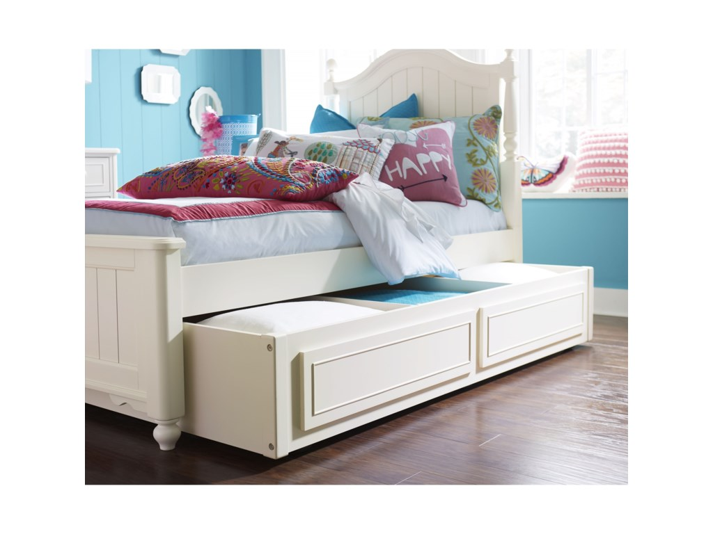 Legacy Classic Kids SummersetFull Bed with Trundle