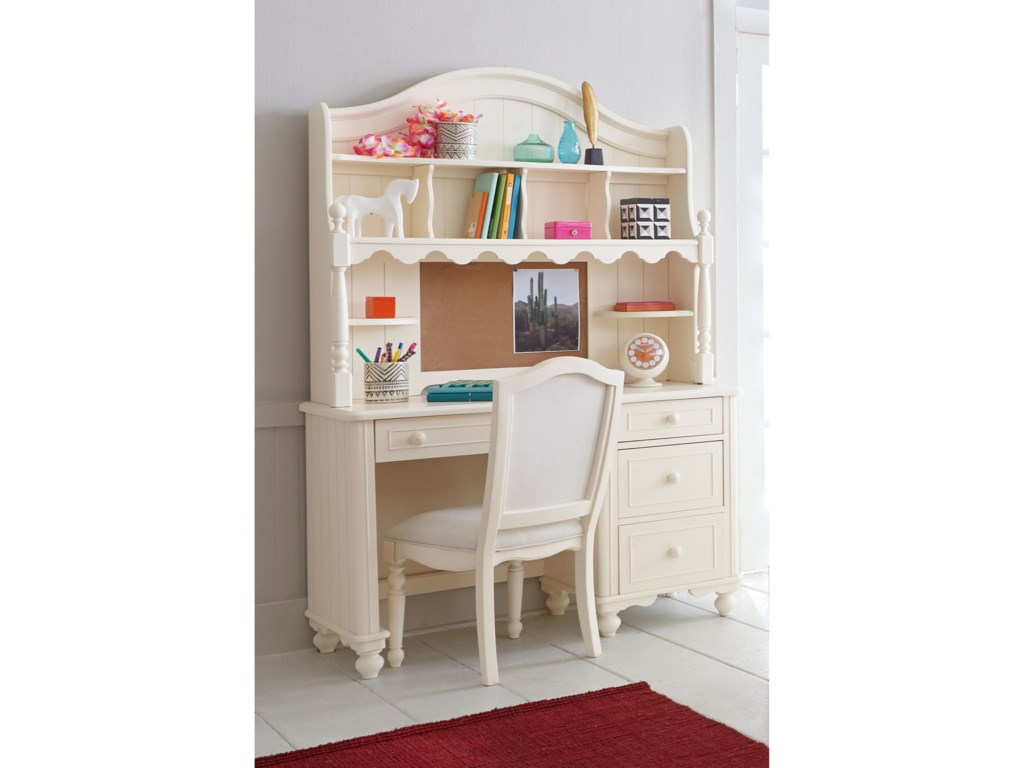 Legacy Classic Kids SummersetDesk with Hutch