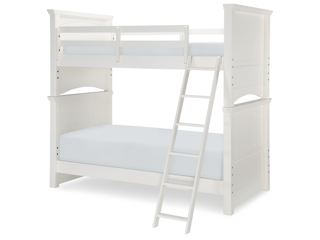 Legacy Classic Kids SummersetTwin Over Twin Bunk Bed