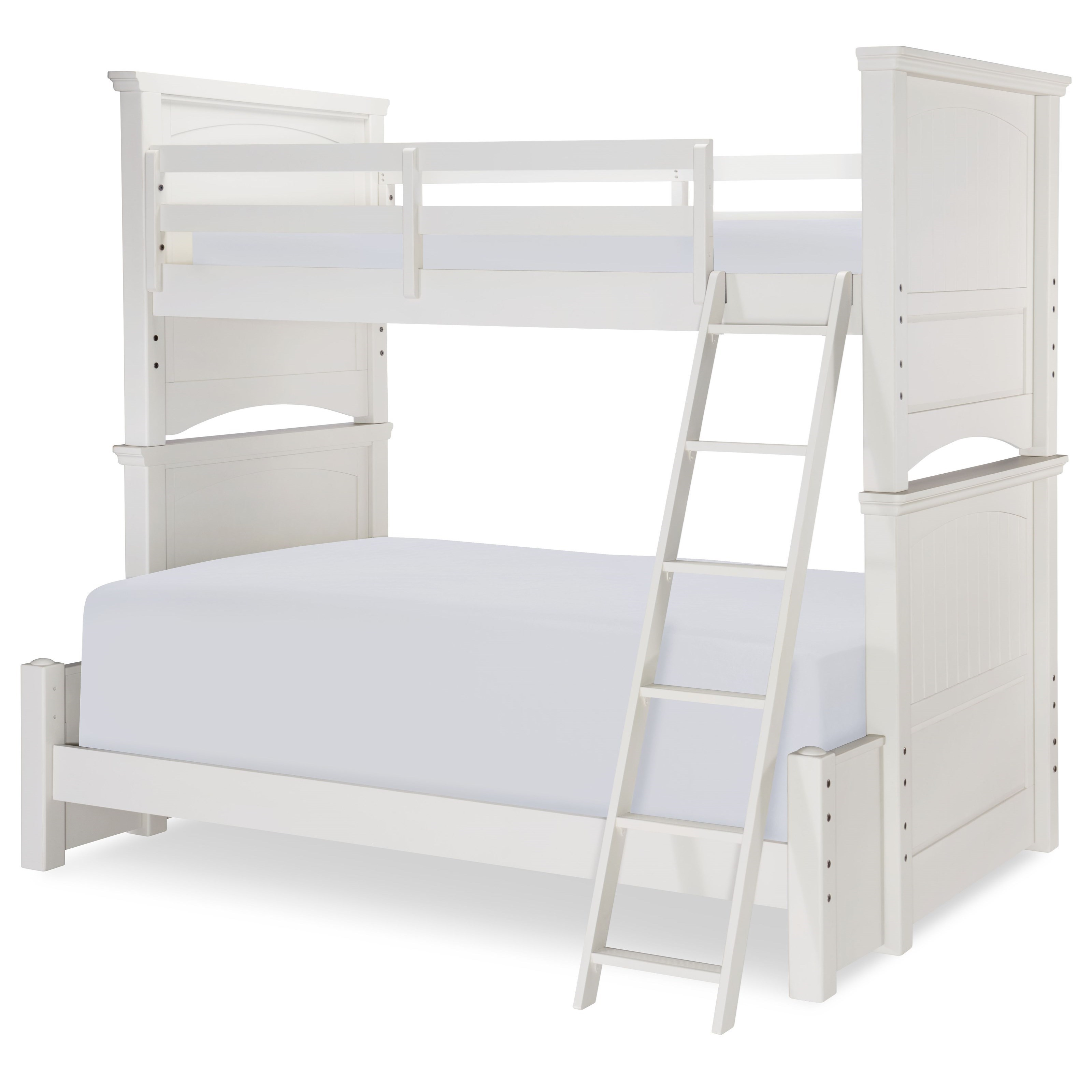 Legacy Classic Kids SummersetTwin Over Full Bunk Bed ...