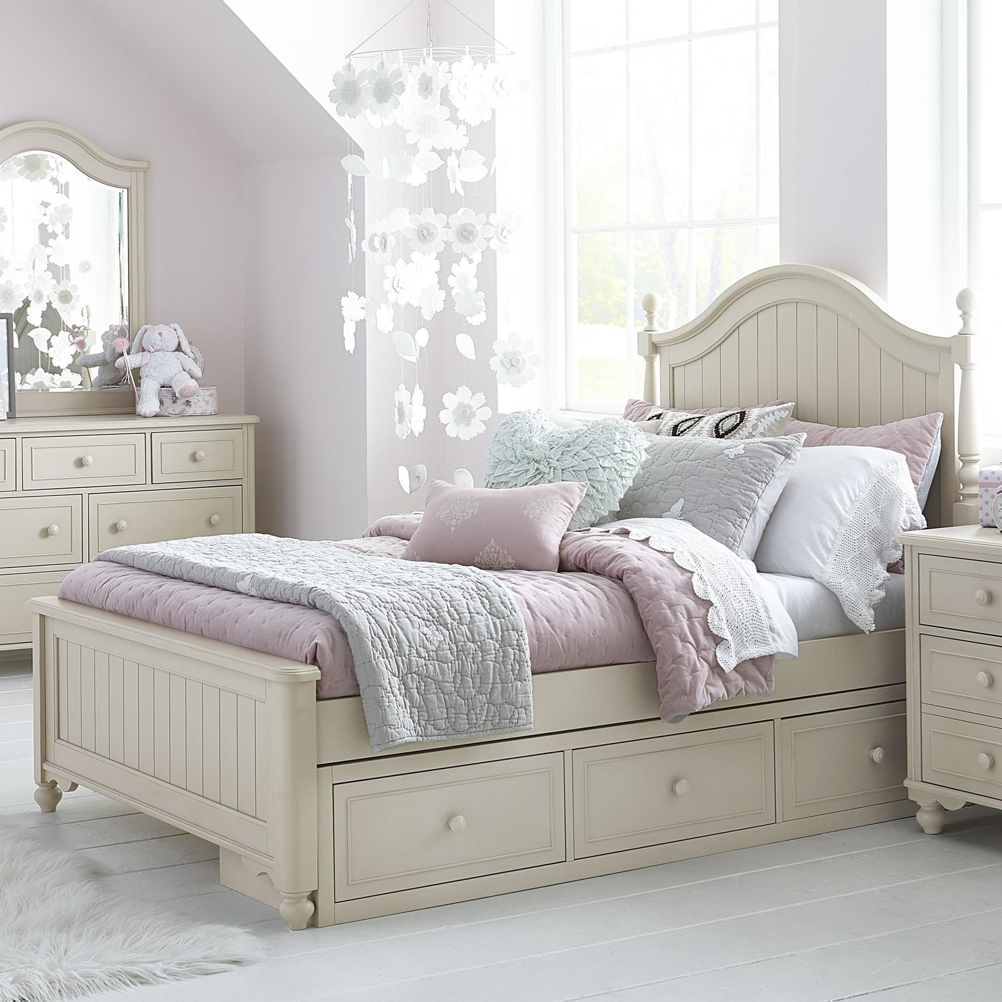 Legacy Classic Kids SummersetFull Bed With Storage Drawer ...