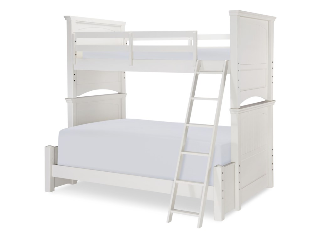 Legacy Classic Kids SummersetTwin Over Full Bunk Bed