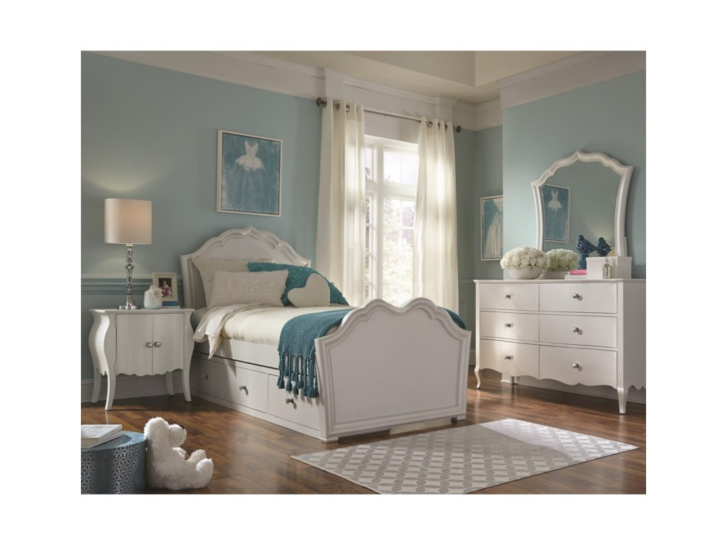 Legacy Classic Kids TiffanyDoor Night Stand