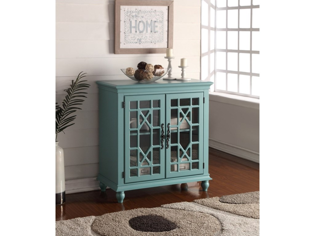 Legends Furniture AnthologyMeghan Blue Chest