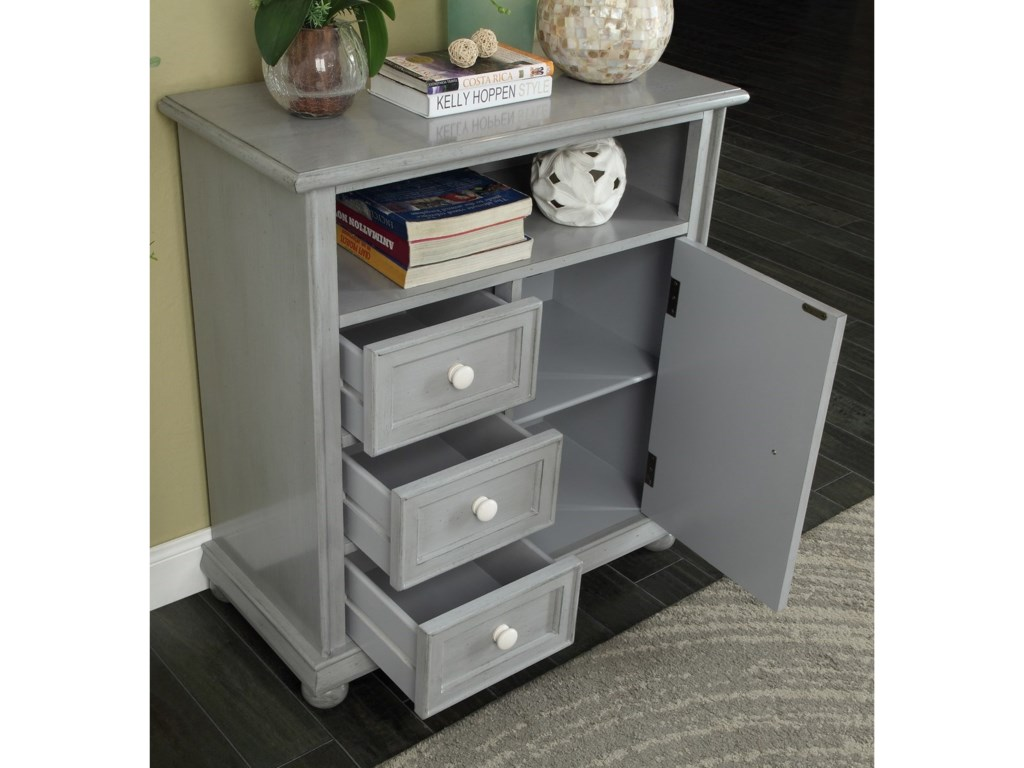 Legends Furniture AnthologyCookie Console Chest