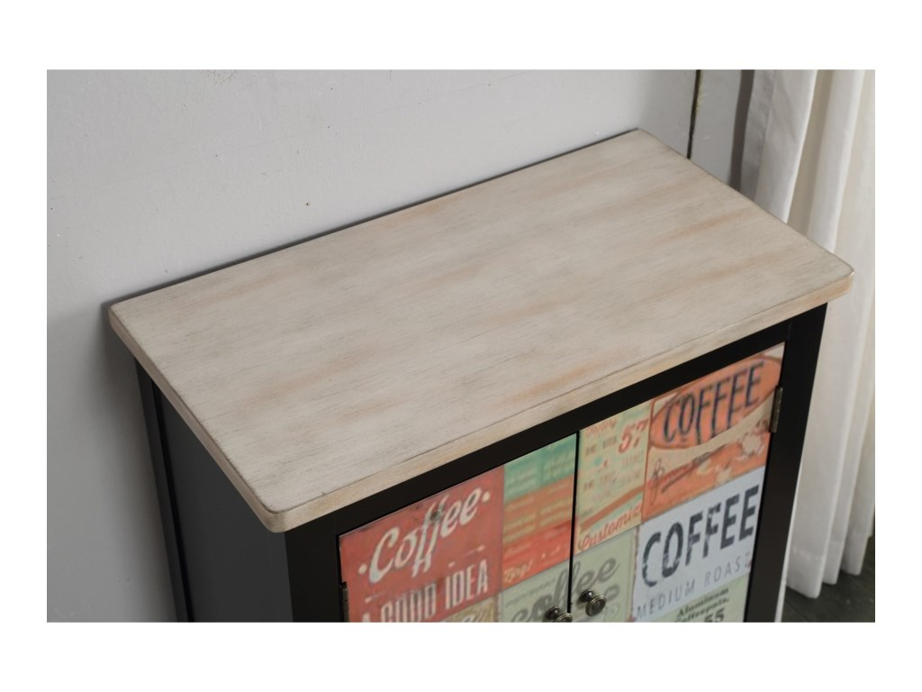 Legends Furniture AnthologyCoffee Sign 2 Door Chest