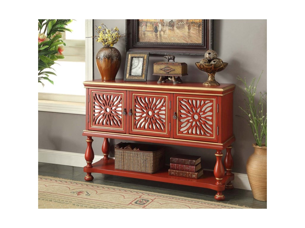 Legends Furniture AnthologyRosie Red Console