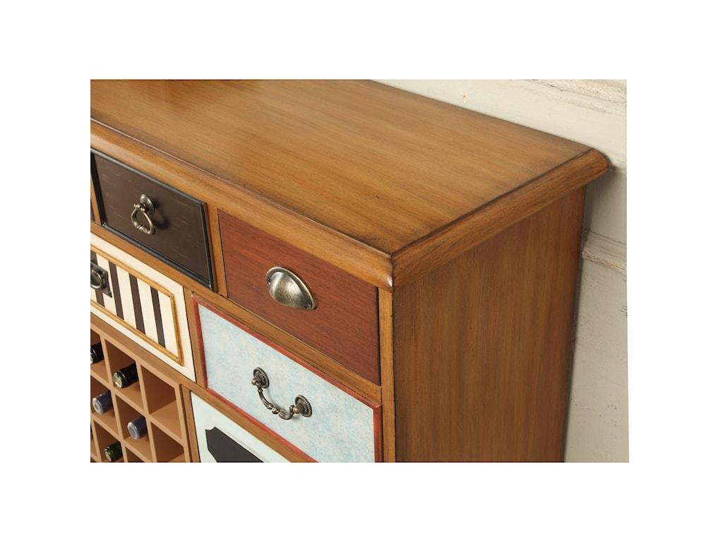 Legends Furniture AnthologyJackson Wine Cabinet