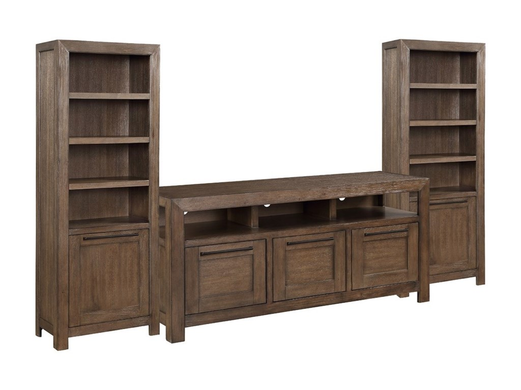 Legends Furniture ArcadiaEntertainment Wall Unit