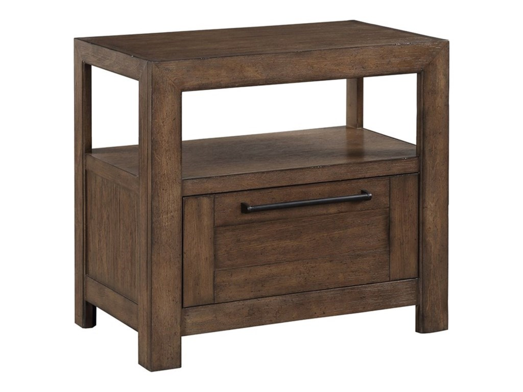 Legends Furniture ArcadiaOpen Nightstand
