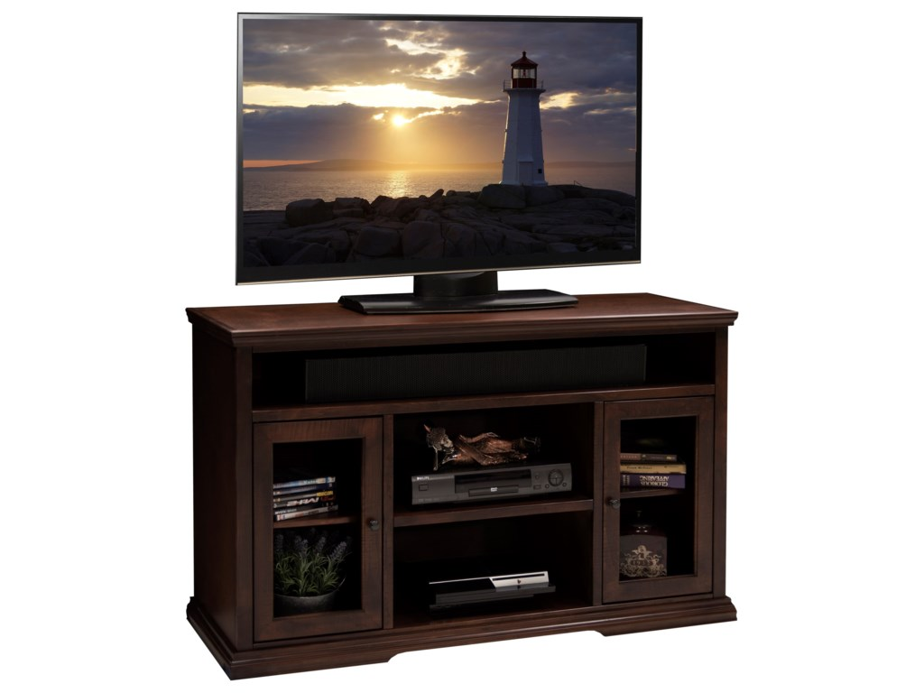 Legends Furniture Ashton Place54-Inch Tall TV Cart