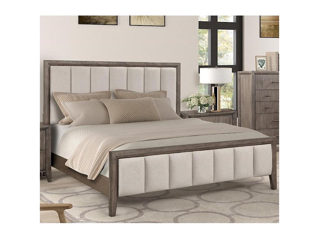 Legends Furniture AvanaKing Upholstered Bed