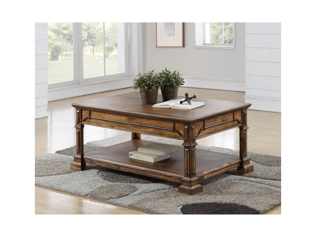 Legends Furniture BarclayCoffee Table