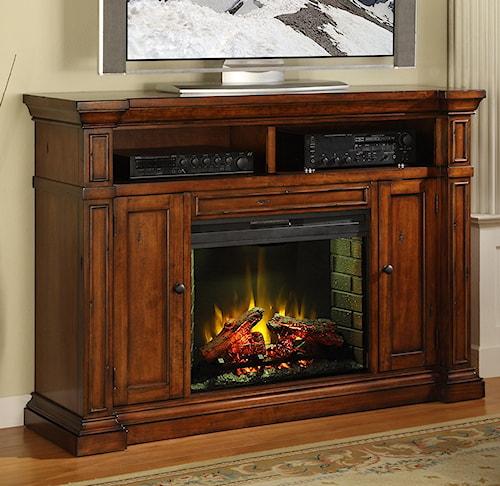 Legends Furniture Berkshire  Fireplace Media Center