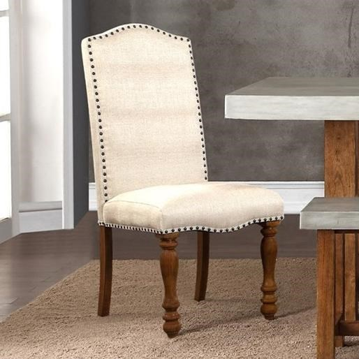 Legends Furniture BohemianUpholstered Side Chair