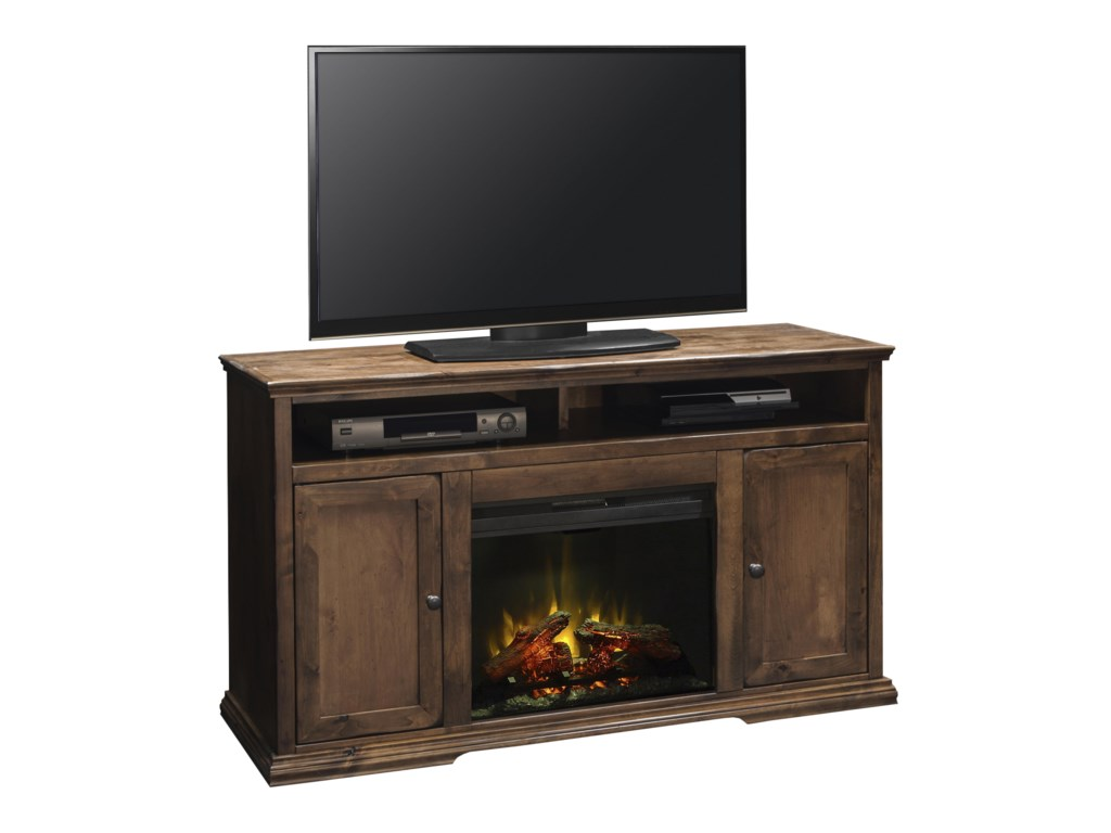 Legends Furniture Bozeman CollectionFireplace Console