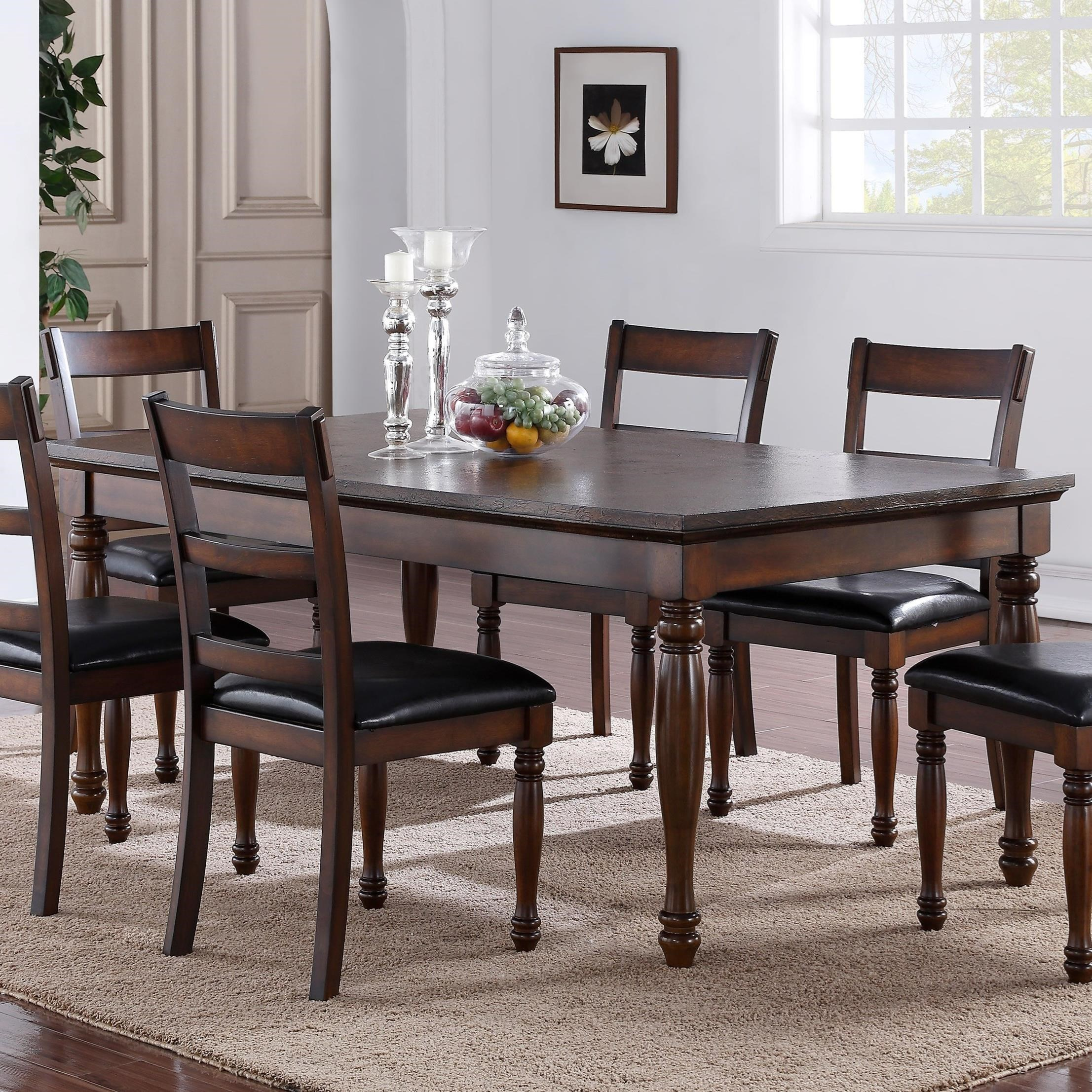 Etonnant Legends Furniture BreckenridgeBreckenridge Dining Table ...