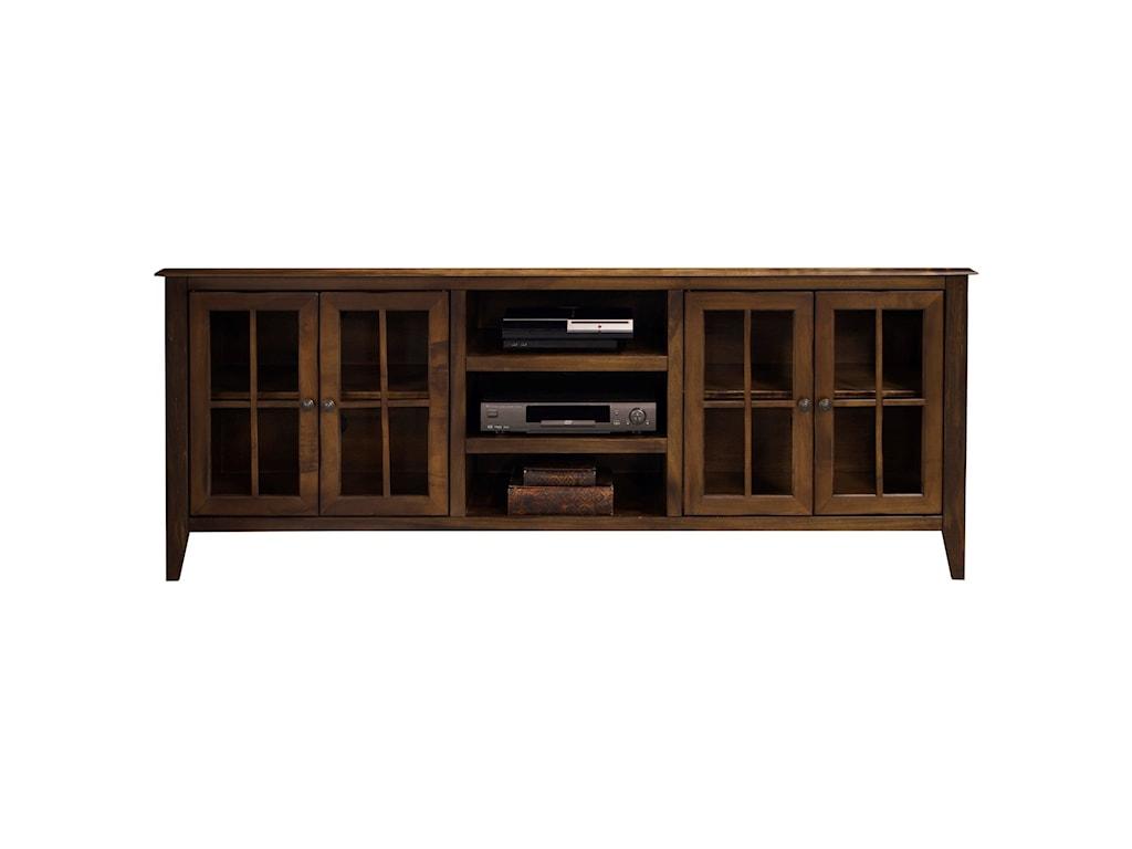 Legends Furniture Brownstone CollectionBrownstone 80