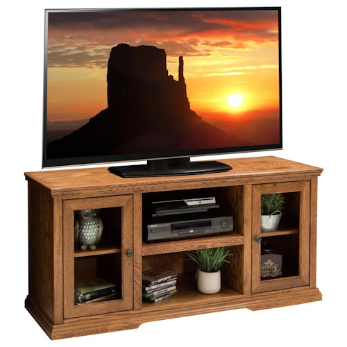 Legends Furniture Colonial Place Two Door 54 Inch TV Console