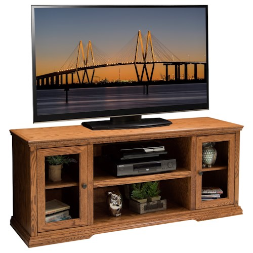 Legends Furniture Colonial Place Two Door 62 Inch TV Console