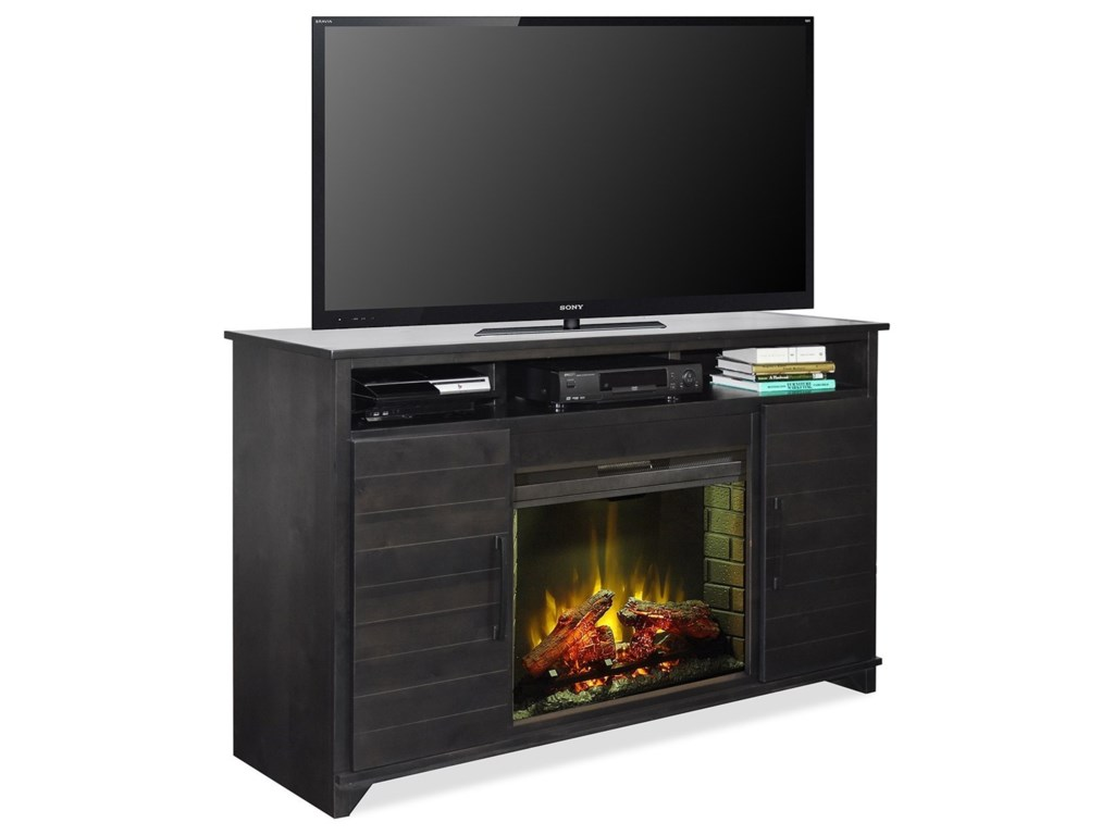 Legends Furniture CottageFireplace Console