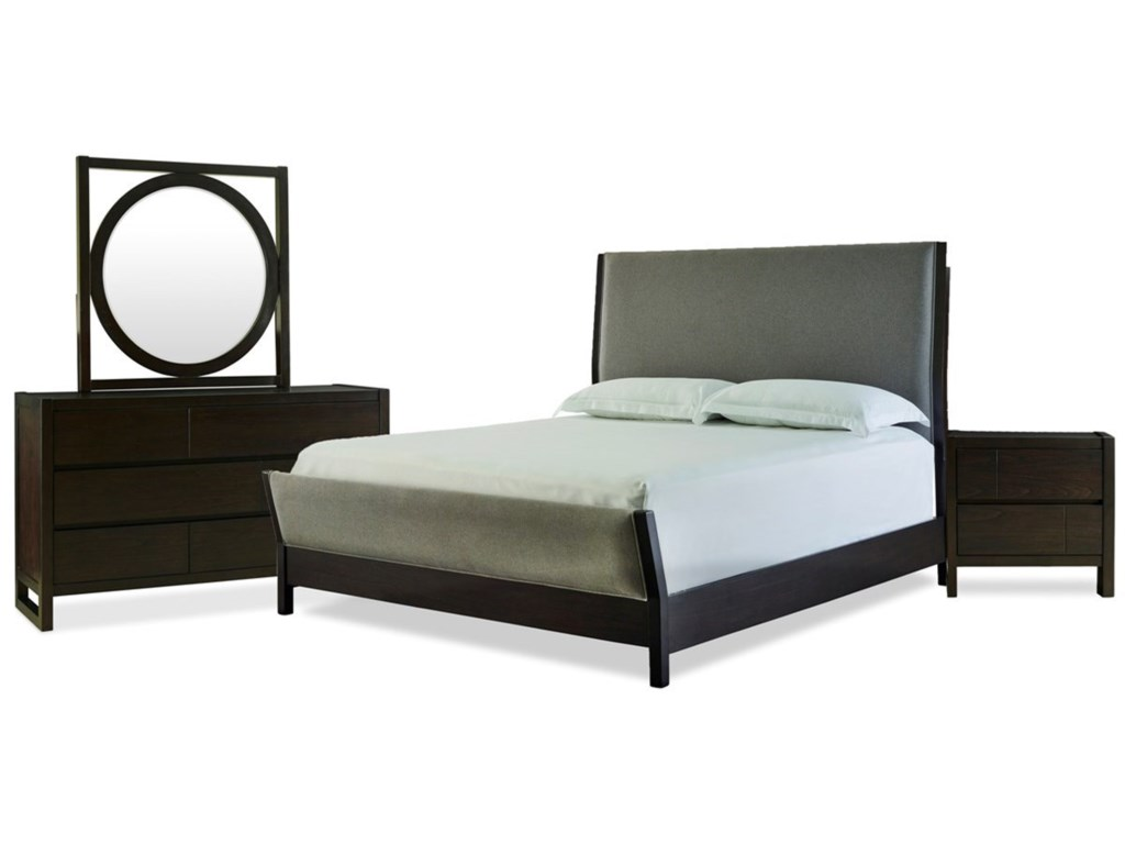 Legends Furniture Crosby StreetKing Bedroom Group