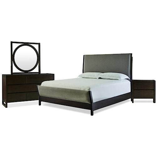 Legends Furniture Crosby Street King Bedroom Group