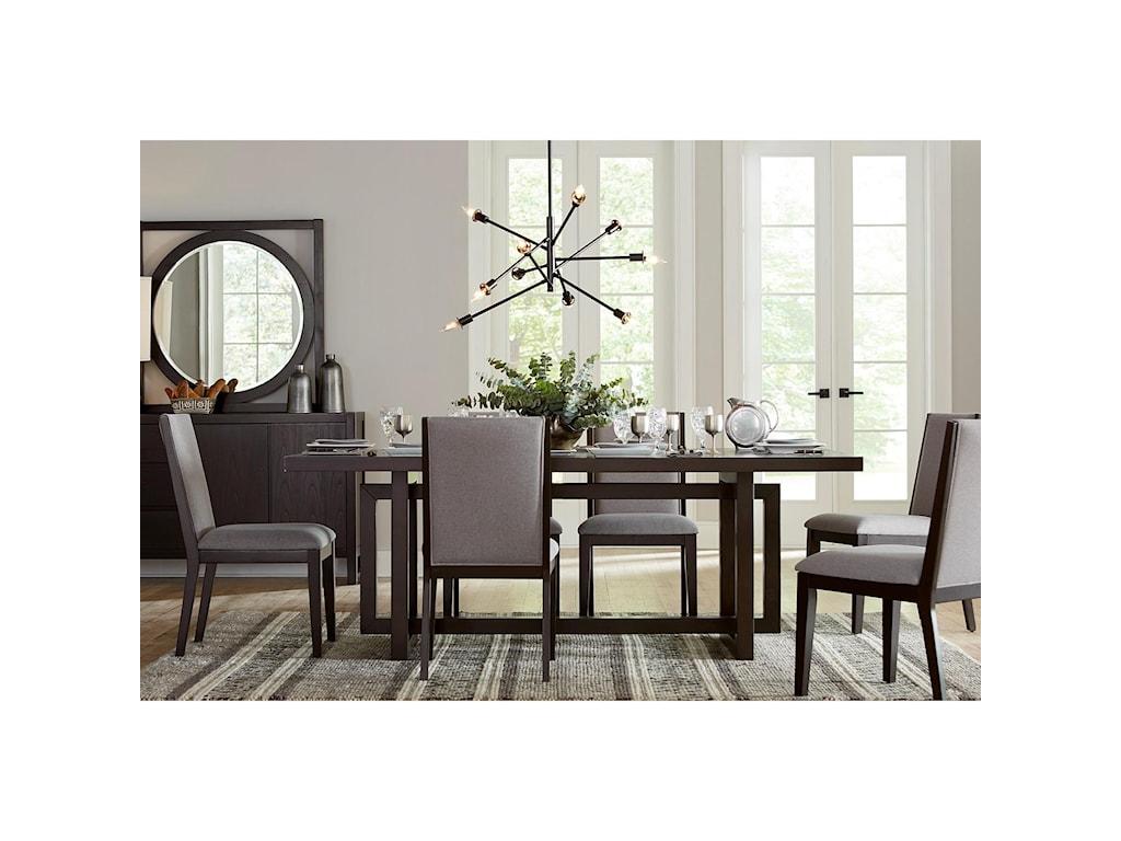 Legends Furniture Crosby Street7 Piece Dining Set