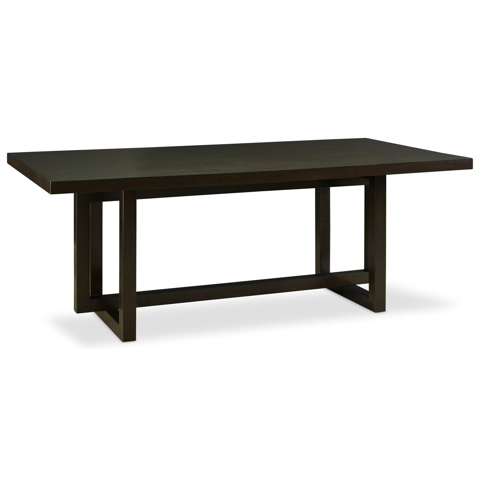 Legends Furniture Crosby StreetTrestle Table ...