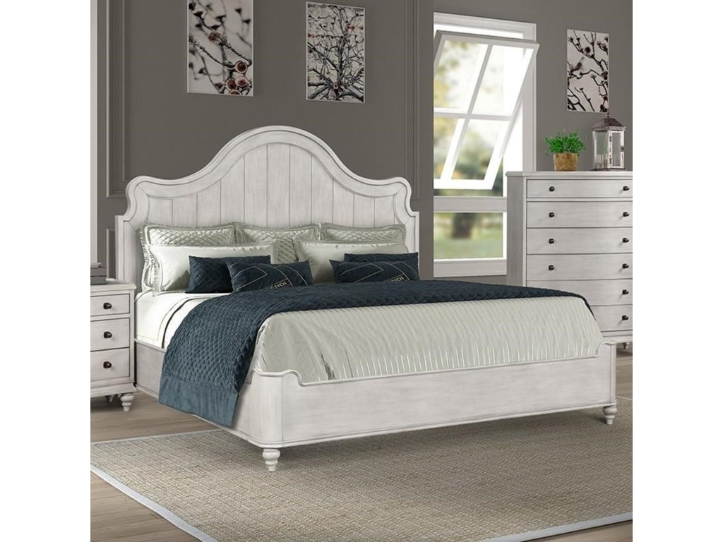 Legends Furniture DelilahQueen Bed