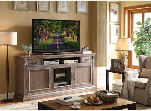 Legends Furniture Estancia Collection Traditional 84
