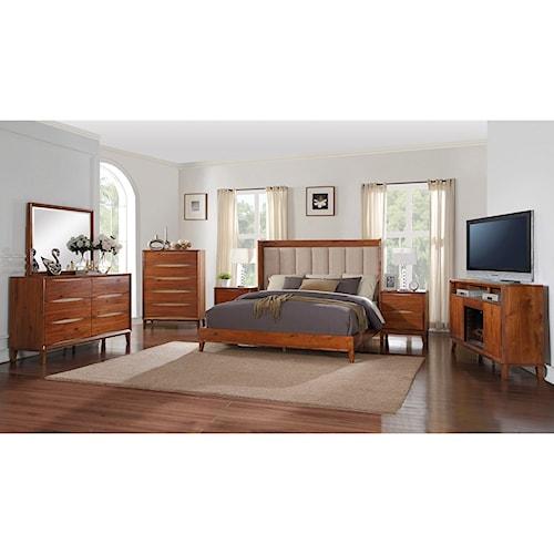 Legends Furniture Evo King Bedroom Group