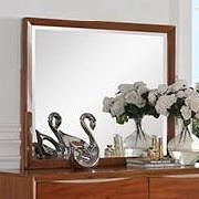 Legends Furniture Evo Evo Mirror with Wood Frame
