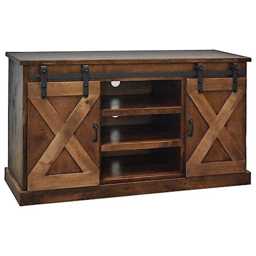Legends Furniture Farmhouse Collection Farmhouse 56
