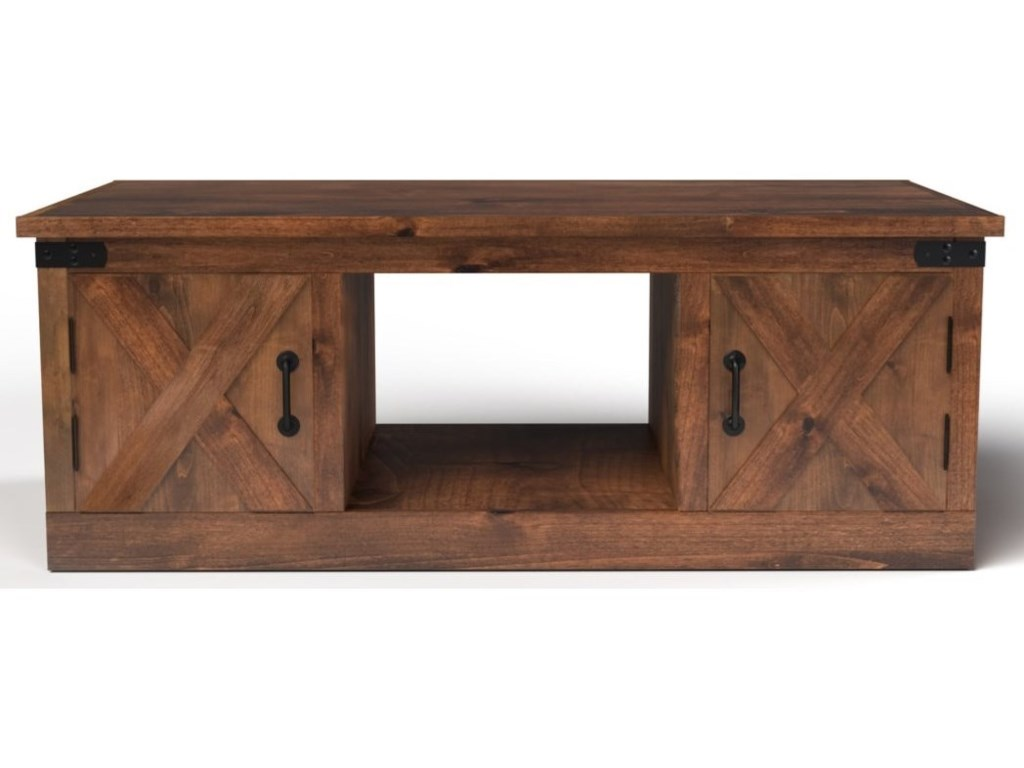 Legends Furniture Farmhouse CollectionCoffee Table