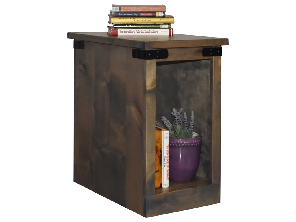 Legends Furniture Farmhouse CollectionChairside Table